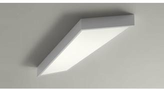 "Orren Ellis Andrei 3 - Light 42.13"" Simple Geometric Flush Mount"