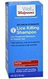 Walgreens Stop Lice Killing Shampoo, 4 Fl Oz