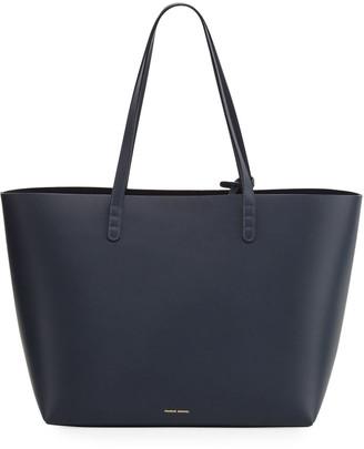 Mansur Gavriel Calf Leather Large Tote Bag