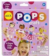 Alex 4 Paper Doll Chain