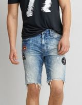American Eagle Outfitters AE Patchwork Denim Short