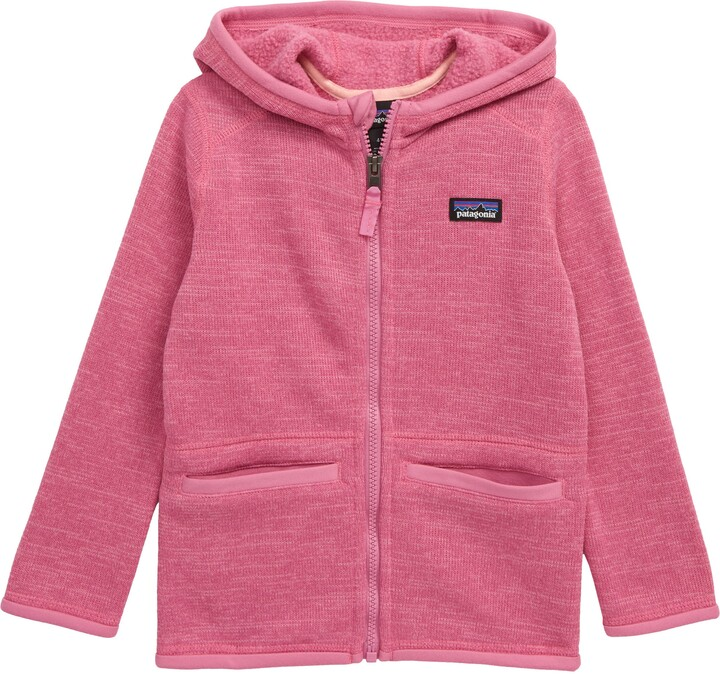 Patagonia Better Sweater(R) Recycled Fleece Hooded Jacket