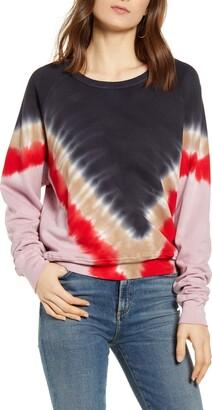 Daydreamer Flying Varsity Crewneck Sweatshirt