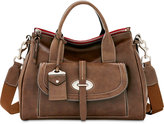 Dooney & Bourke Toscana Front Pocket Satchel