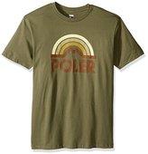 Poler Men's Mountain Rainbow T-Shirt