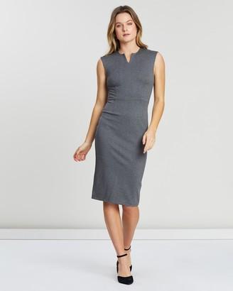 Atmos & Here Jane Midi Dress