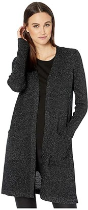 Eileen Fisher Straight Long Cardigan