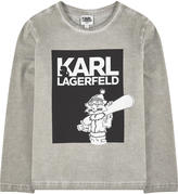 Karl Lagerfeld Bad Boy T-shirt