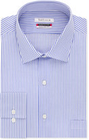 Van Heusen Men's Classic-Fit Wrinkle Free Flex Collar Striped Dress Shirt