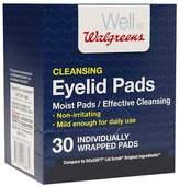 Walgreens Cleansing Eyelid Pads