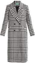 Benetton Classic coat blackwhite