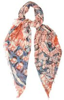 Figue Modal Printed Scarf w/ Tags