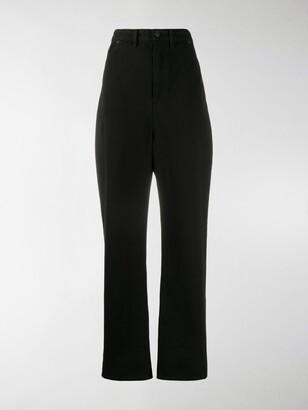 Balenciaga Baggy Bootcut Jeans