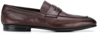 Ermenegildo Zegna Penny-Slot 20mm Loafers