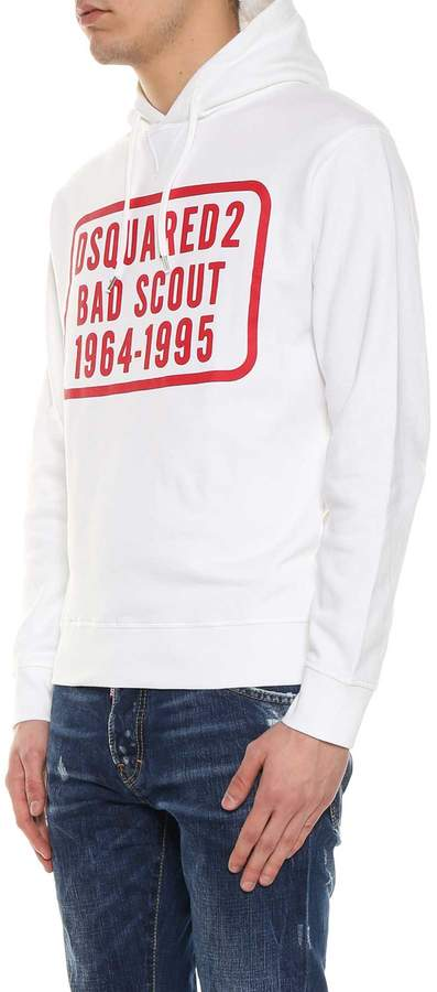 DSQUARED2 Bad Scout Hoodie Sweater