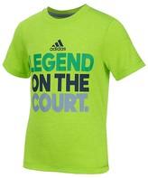 adidas Boys' Court Legend Tee - Sizes 4-7