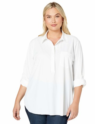 Lysse Women's Plus Size Delancey Shirt
