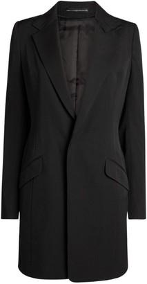 Yohji Yamamoto Longline Tailored Blazer