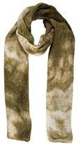 Michael Kors Linen Tie-Dye Shawl w/ Tags