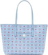 MCM Anya Medium Shopper Tote Bag