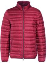 Michael Kors Channel Down Jacket Ruby Red