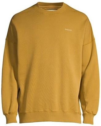 Maison Labiche Dad Badass Crew Sweatshirt
