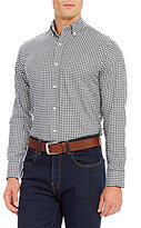 Daniel Cremieux Grandeur Nights Collection Long-Sleeve Check Woven Shirt