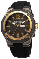 August Steiner Day & Date Quartz Watch, 50mm
