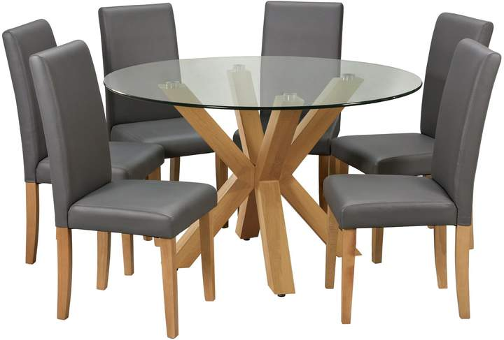 a3fde6be05 Round Glass Table And Chairs - ShopStyle UK