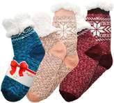 Angelina Women's Sherpa-Lined Thermal Socks