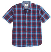 Vans Boy's Hollington Woven Shirt