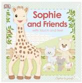 DK Publishing Sophie la girafe®: Sophie and Friends Touch and Feel Book
