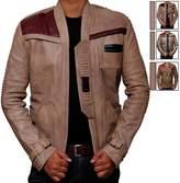 BlingSoul Star Wars Finn Jacket - Poe Dameron Jacket (L, )