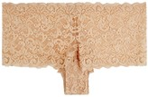 Thumbnail for your product : Hanro Moments Sand Lace Briefs