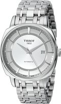 Tissot Men's T059.507.11.031.00 Dial T Lord Dial Watch