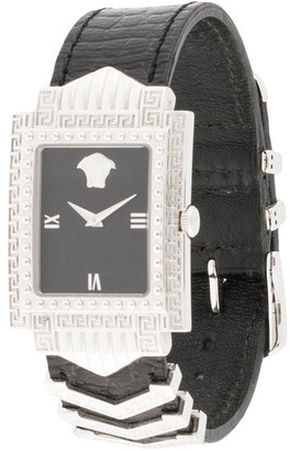 Versace Pre-Owned pre-owned Signature 28mm