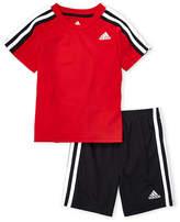 adidas Toddler Boys) Two-Piece Soccer Tee & Shorts Set