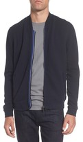 Ted Baker Men's Clive Quilted Jersey Bomber Jacket