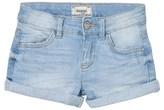 Mayoral Light Wash Denim Shorts