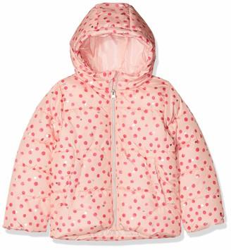 Name It Girl's Nmfmisti AOP Hooded Jacket