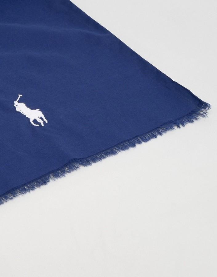 Polo Ralph Lauren Big Pony Lightweight Scarf