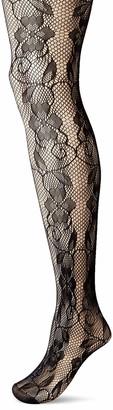 Hanes Women's Fashion Lace Tights