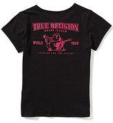 True Religion Big Girls 7-16 Buddha Graphic Tee