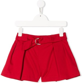 Lapin House Pleated Shorts