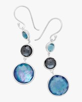 Ippolita Lollipop Lollitini Three Stone Drop Earrings