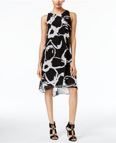 Vince Camuto High-Low Shift Dress