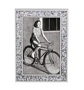 Kate Spade Simply Sparkling Frame 5 x 7 Silver