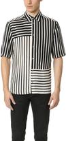 McQ Alexander McQueen Short Sleeve River Shirt