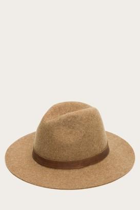 The Frye Company Harness Panama Hat
