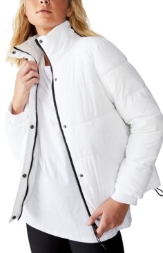 Cotton On Women's The Mother Puffer Jacket